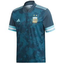 2020 Argentina 1:1 Quality Away Fans Soccer Jersey