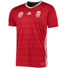 2020 Euro Hungary Home Fans Soccer Jersey