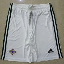 2020 Euro Northern Ireland Home Shorts Pants