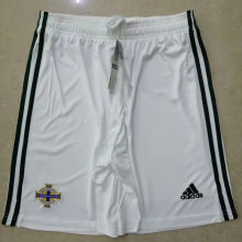 2020 Euro Northern Ireland Home Shorts Pants