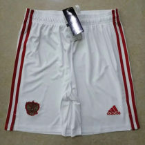 2020 Euro Russian Home Shorts Pants