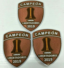 2019 Liber CAMPEON  Patch