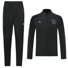 2019/20 Germany Black Jacket Tracksuit