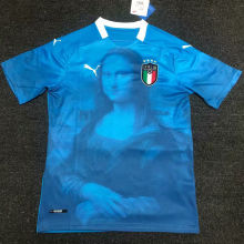 2020 Italy Mona Lisa Classic Version Jersey