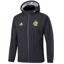 2019/20 Flamengo Grey Windbreaker