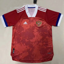 2020 Euro Russia Home Player Soccer Jersey