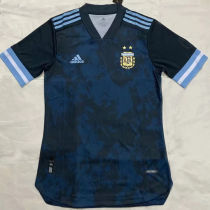 2020 America Argentina Away Player Soccer Jersey