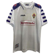 1998 Florence Away Retro Soccer Jersey