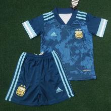 2020 America Argentina Away Kids Soccer Jersey