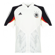 2004 Germany Home Retro Soccer Jersey