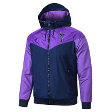2020 Tottenham Hotspur Purple Windbreaker