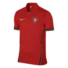 2020 Euro Portugal 1:1 Quality Home Fans Soccer Jersey