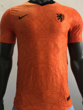 2020 Euro Netherlands Home Player Soccer Jersey
