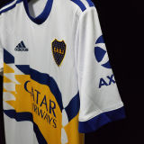 2020 Boca Away 1:1 Quality Fans Soccer Jerseys