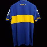 2020/21 Boca 1:1 Quality Home Blue Fans Soccer Jerseys