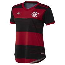2020/21 Flamengo Home Women Soccer Jersey