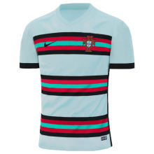 2020 Euro Portugal Away 1:1 Quality Fans Soccer Jersey