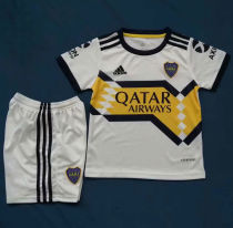 2020 Boca Away Kids Soccer Jersey