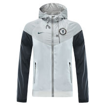 2020 Chelsea White Windbreaker