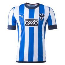 2019/20 Monterrey Home Blue And White Fans Soccer Jersey