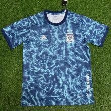 2020 Argentina Blue Training Jersey