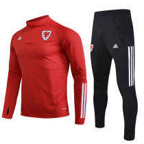2020 Wales Red Sweater Tracksuit