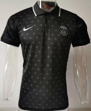 2020/21 PSG Paris Black Polo Short Jersey