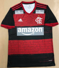 2020 Flamengo Home 1:1 Quality Fans Jersey(All amazo AD  全部广告)