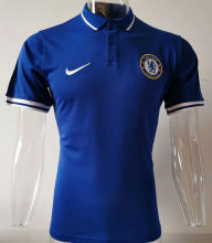 2020/21 Chelsea Blue Polo Short Jersey