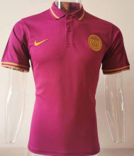 2020/21 PSG  Pink Polo Short Jersey