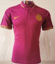 2020/21 PSG Paris Pink Polo Short Jersey