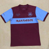 2020 West Ham United Iron Maiden Jersey