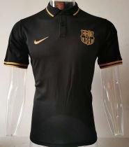 2020/21 BA Black Polo Short Jersey
