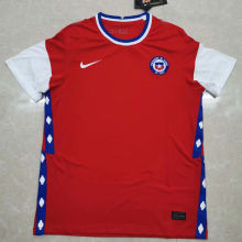 2020 Chile 1:1 Quality Fans Soccer Jersey