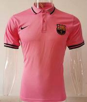 2020/21 BA Pink Polo Short Jersey