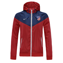 2020/21 Atletico Madrid Red  Windbreaker