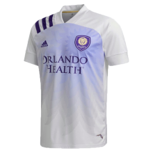 2020 Orlando White Fans Soccer Jersey