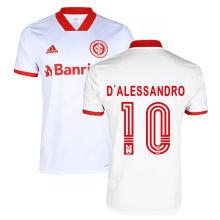 D'ALESSANDRO#10 International  Away Fans Soccer Jerseys 2020/21