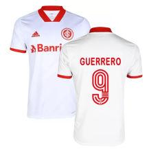 GUERRERO#9 International  Away Fans Soccer Jerseys 2020/21
