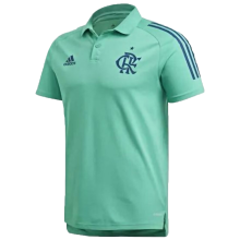 2020 Flamengo Green Polo Jersey