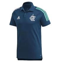 2020 Flamengo Blue Polo Jersey