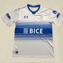 2020 Universidad Catolica White Fans Soccer Jersey