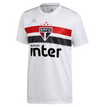 2020 Sao Paulo 1:1 Quality Home Fans Soccer Jersey