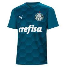 2020/21 Palmeiras 1:1 Quality Blue GK Fans Soccer Jersey