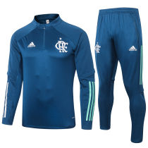 2020/21  Flamengo Royal Blue Sweater Tracksuit