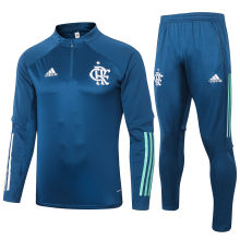 2020/21  Flamengo Royal Blue Sweater Tracksuit