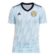 2021 Scotland 1:1 Quality Away Fans Soccer Jersey
