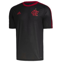 2020 Flamengo Black Training Soccer Jersey