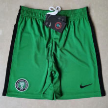 2020 Nigeria Home Shorts Pants