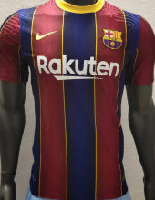 2020/21 BA Home Player Version Soccer Jersey